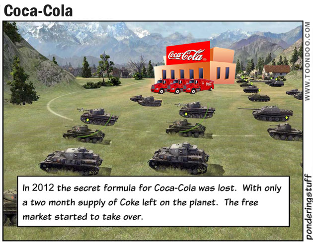 World without Coke