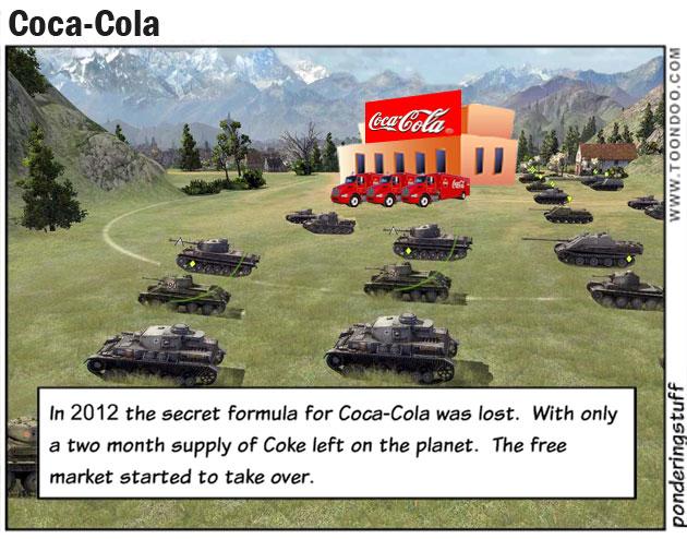 World without Coke
